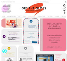 Get the Gloss community 'Gloss World'
